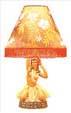 Vintage Hula Lamps