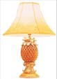 Vintage Pineapple Lamps